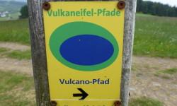 Vulcano-Pfad